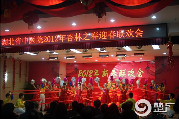 湖北省中医院2012年新春年欢会