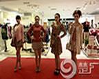 上海亦谷服饰平博大洋百货新店开业庆典